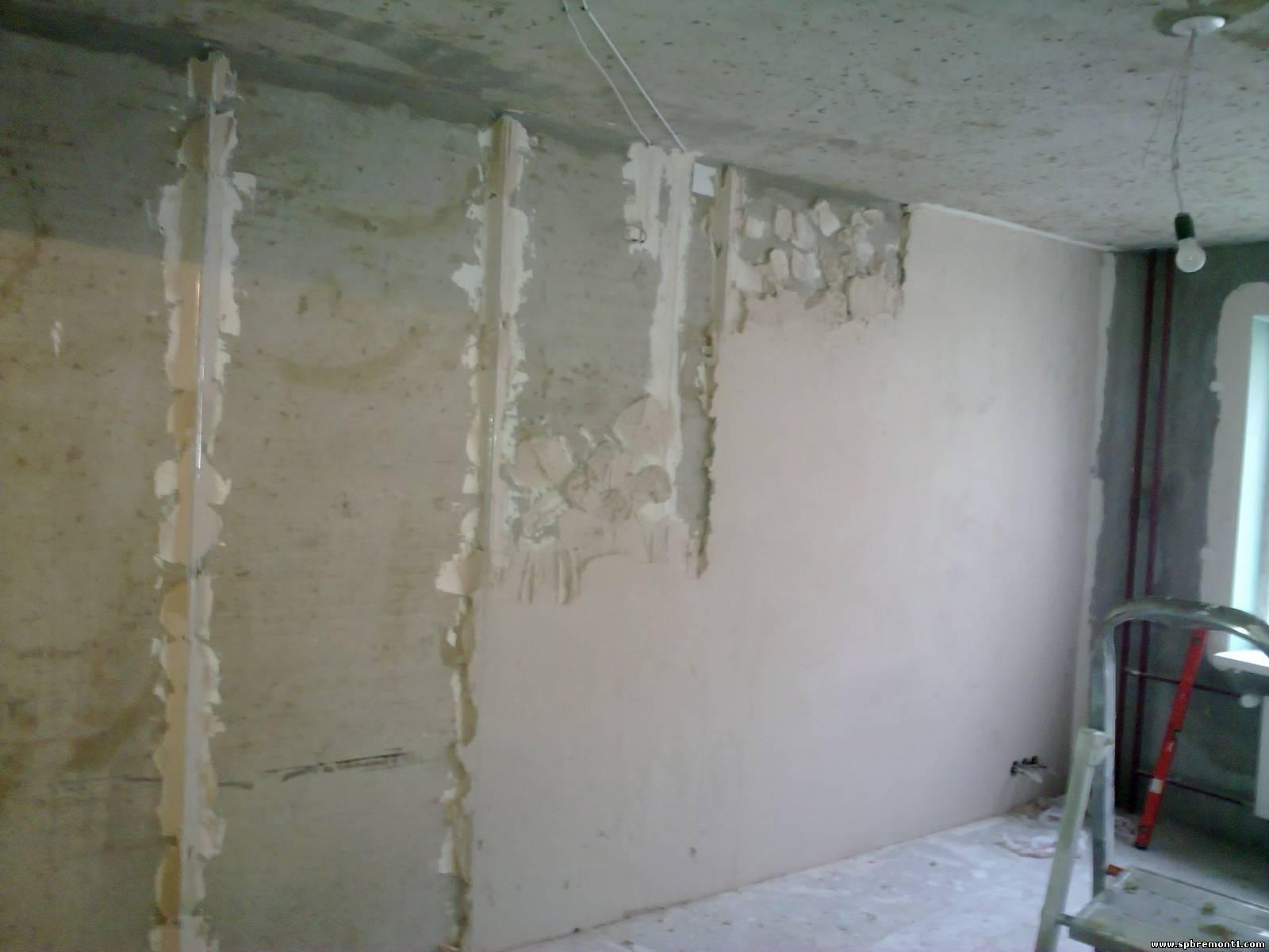 Оштукатуривание стен в новостройке своими руками