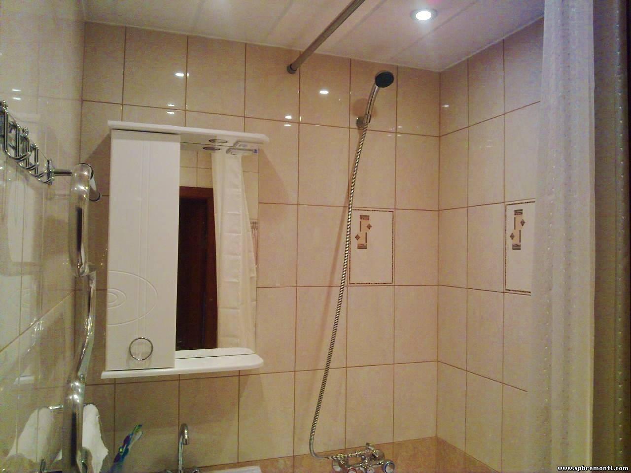 Как сделать недорогой ремонт в ванной комнате и туалете фото